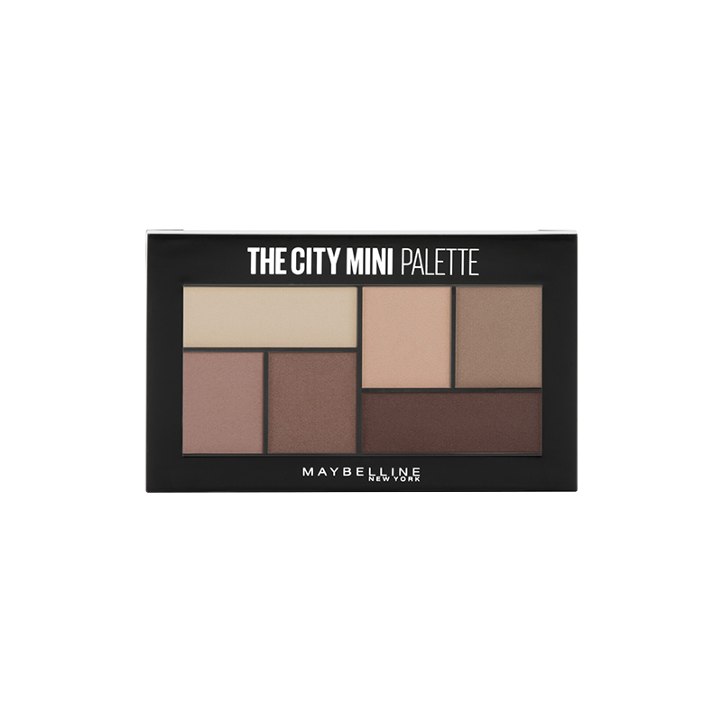 Maybelline The City Mini Palette - Matte About Town