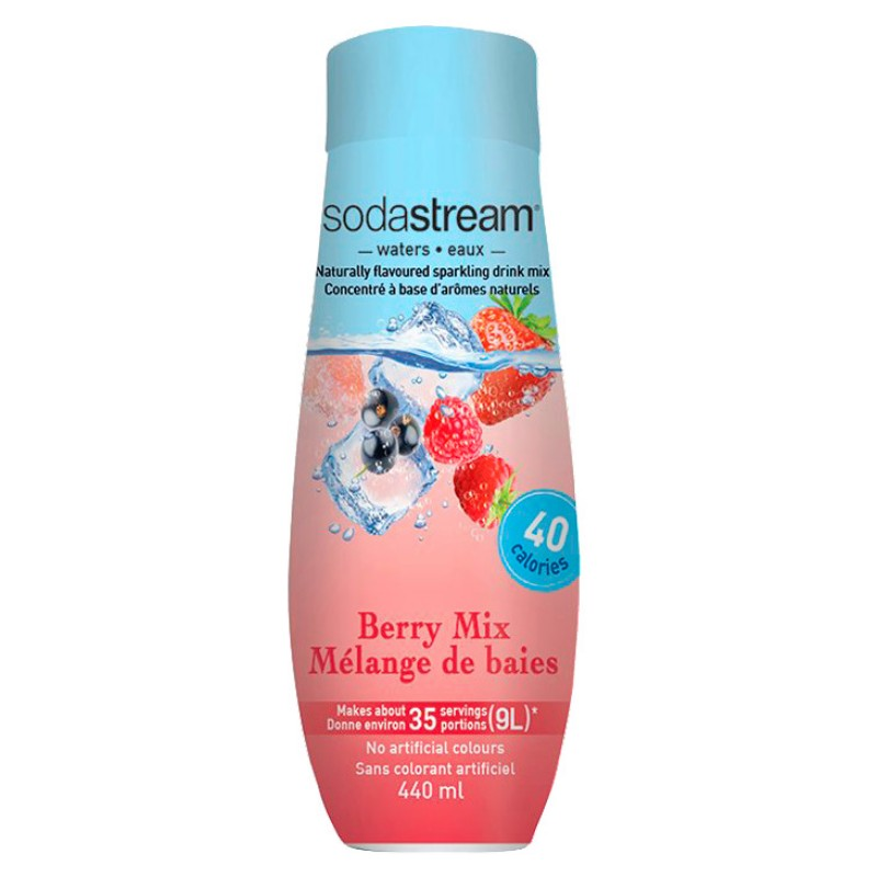 SodaStream Waters - Berry Mix - 440ml