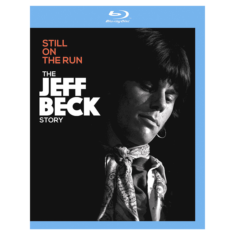 Jeff Beck - Still On The Run: The Jeff Beck Story - Blu-ray