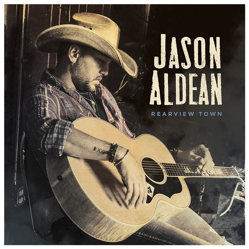Jason Aldean - Rearview Town - CD