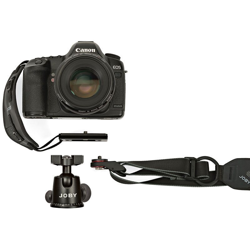 JOBY UltraFit Hand Strap with Ultraplate: Camera Strap & Baseplate - JB01277