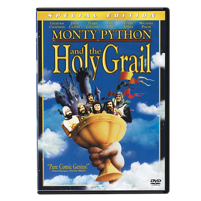 Monty Python And The Holy Grail - DVD