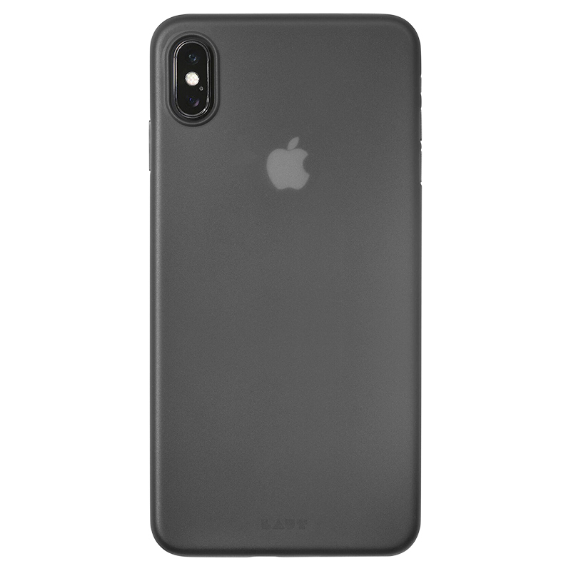 online store 8a7e9 b3cc5 Laut Slimskin Case for iPhone XS Max - Black - LAUTIP18LSSBK