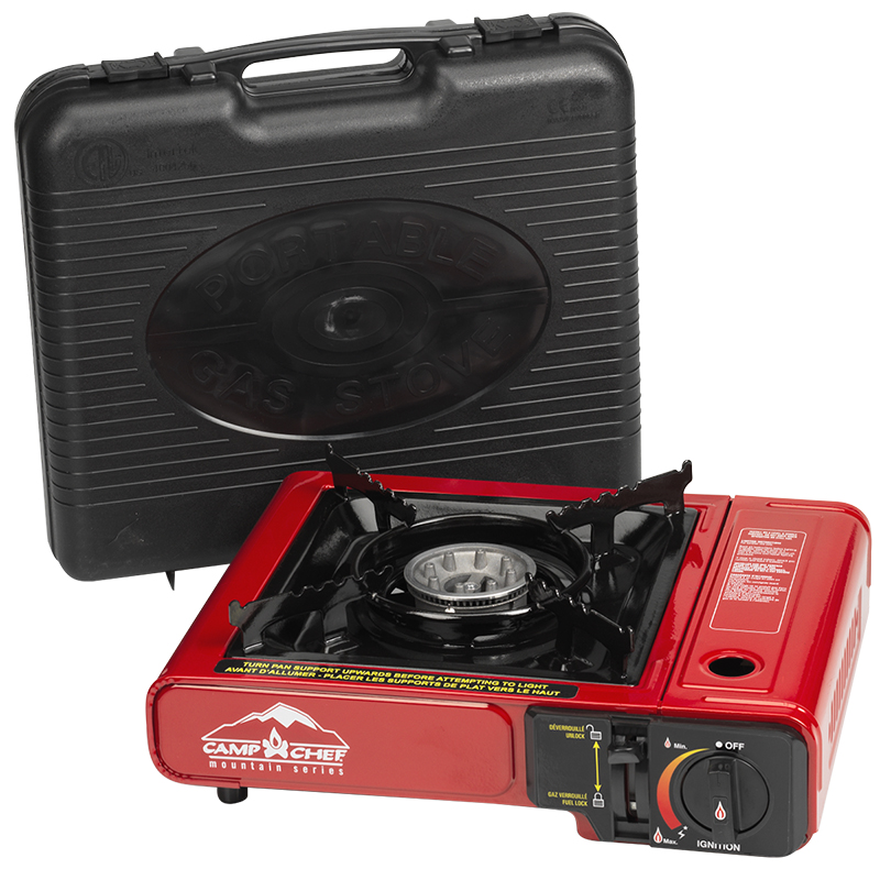 Camp Chef Dual Fuel Stove - BP138