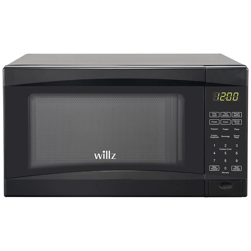 Willz 0.7 cu.ft. Microwave - Black - WLCMD2C07BK07