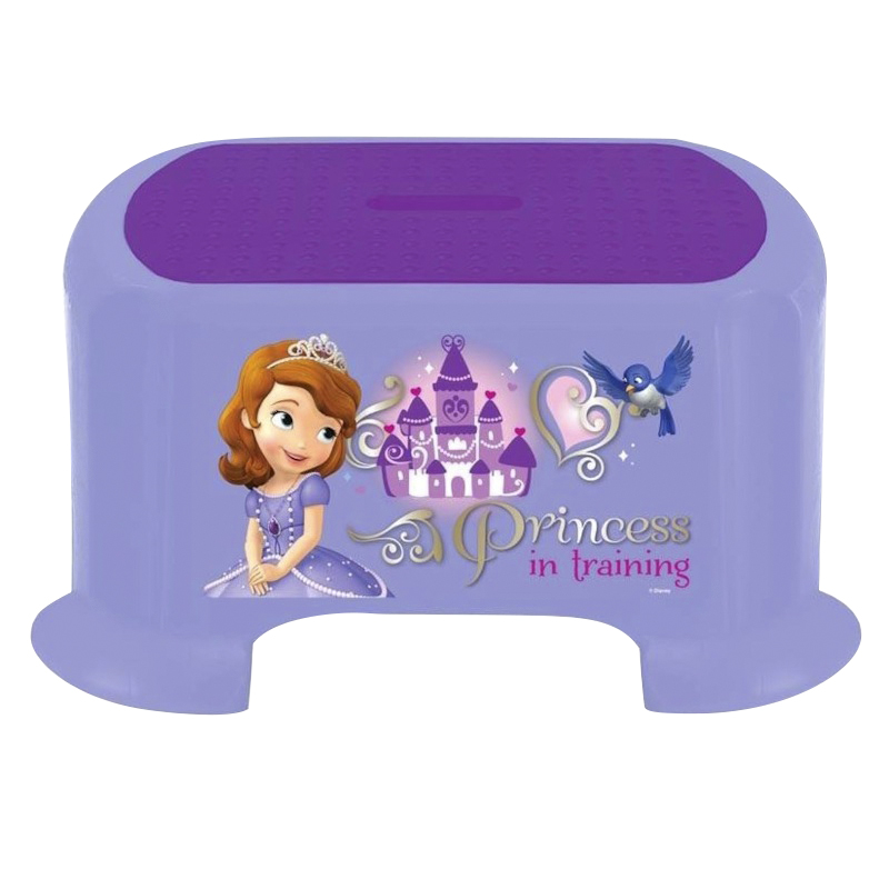 Sofia The First Step Stool - Assorted