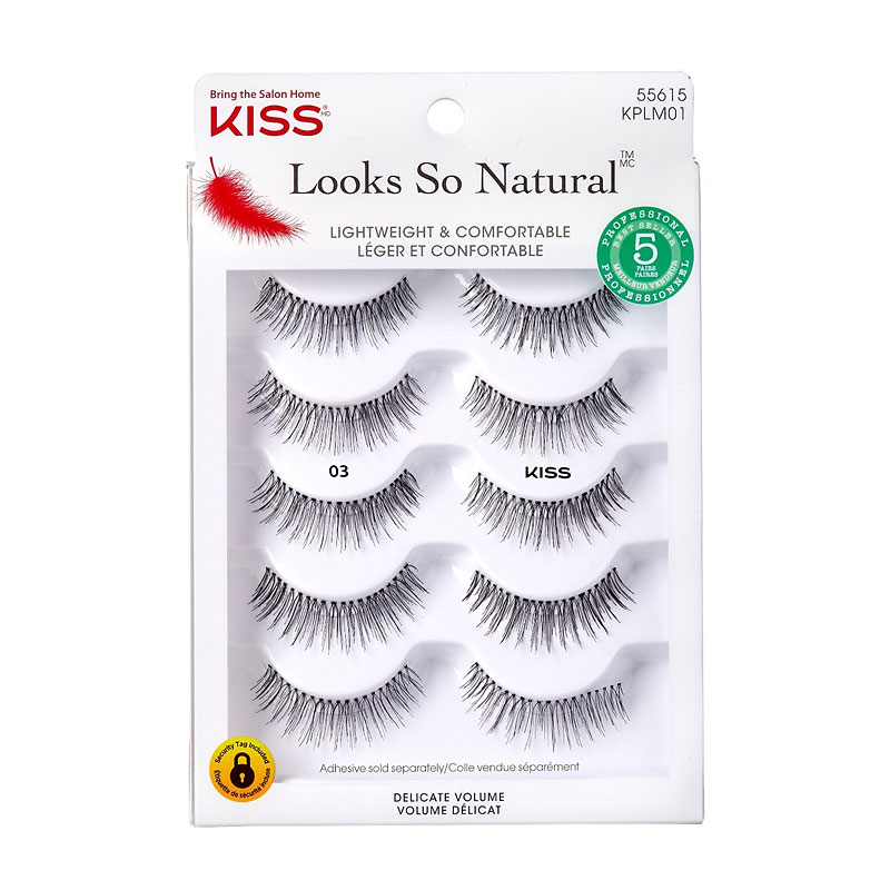 Kiss Ever EZ Lash Multipack - 03 - KPLM01C