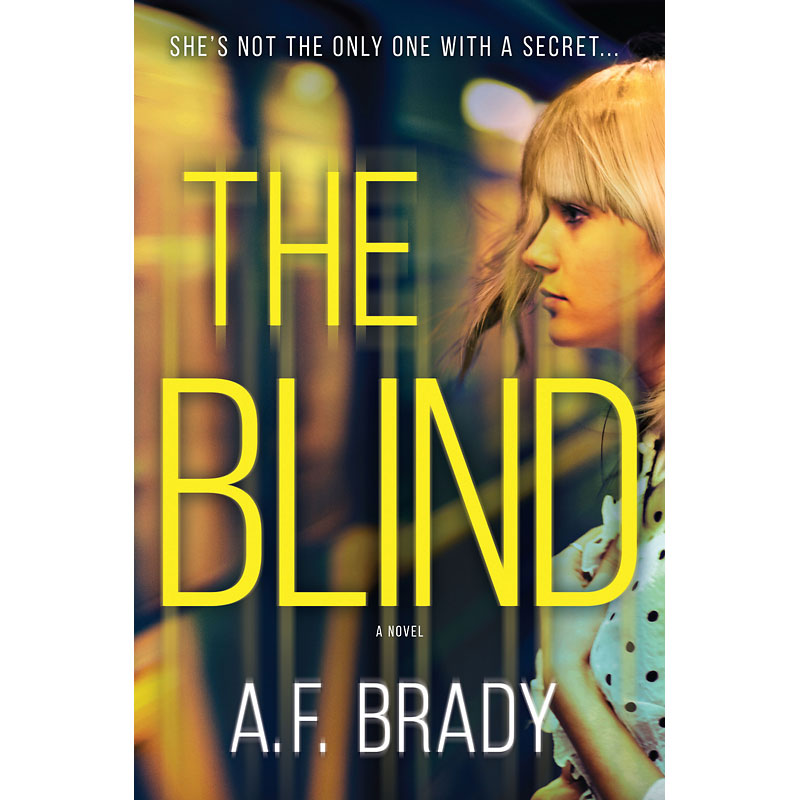 The Blind by A.F Brady