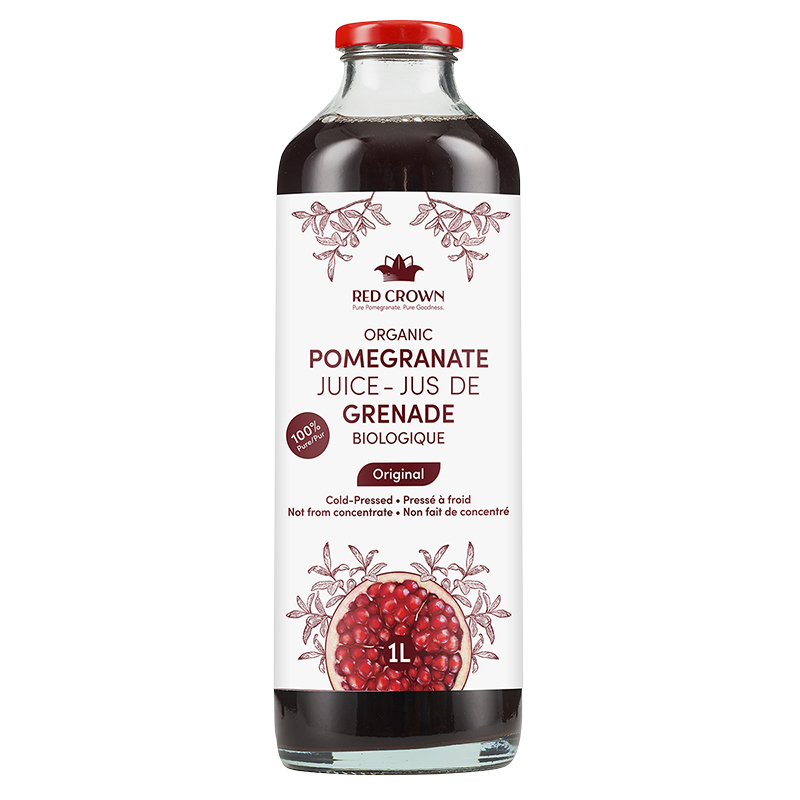 Red Crown Juice - Pomegranate - 1L
