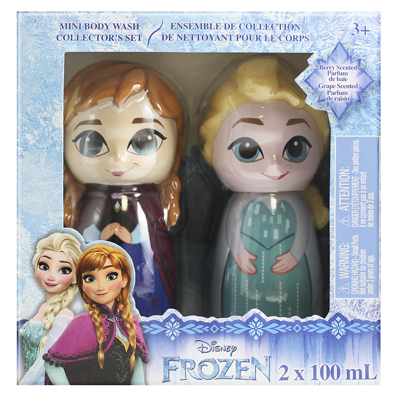 Disney Frozen Mini Body Wash Set - 2 x 100ml