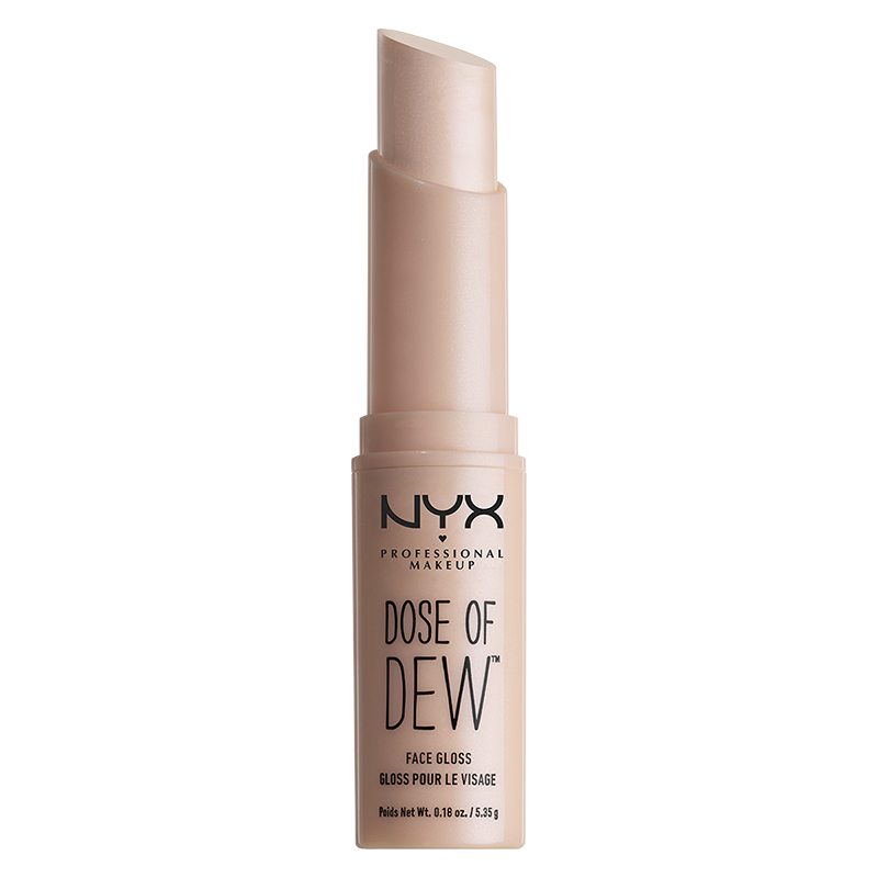 NYX Professional Makeup Dose of Dew Face Gloss