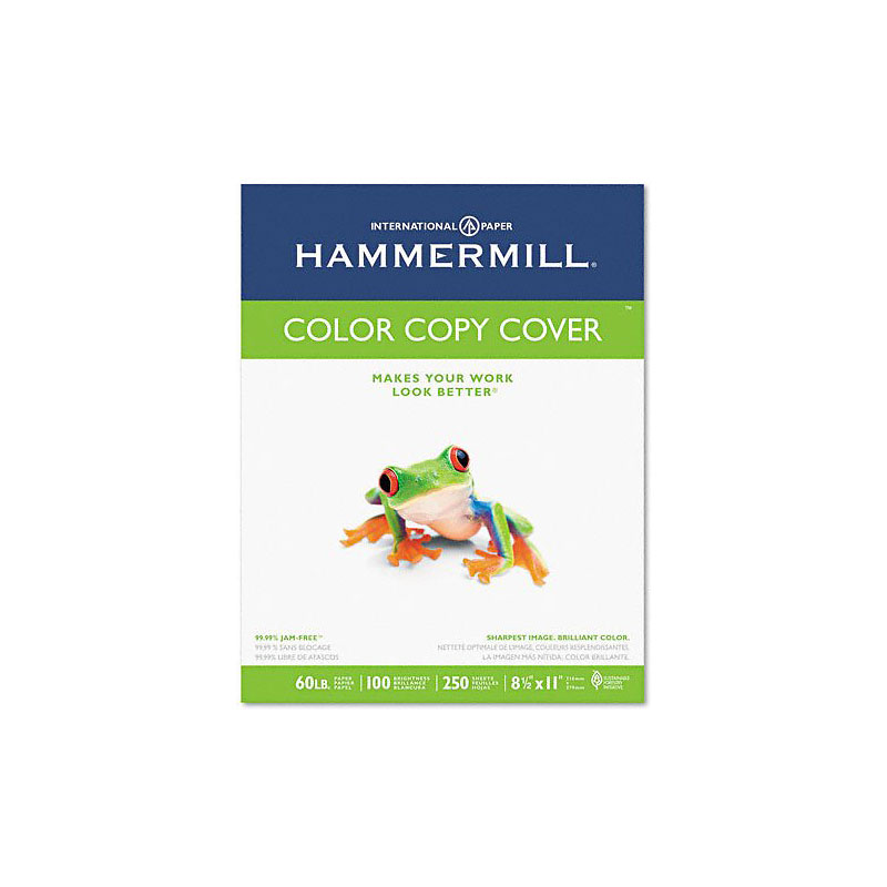 Hammermill Color Copy Printer Paper - 60lbs - 250 Sheets