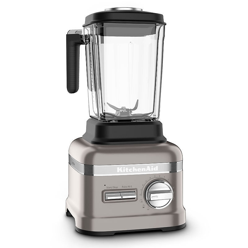 KitchenAid Pro Stand Blender with Thermal Jar - Nickel Pearl