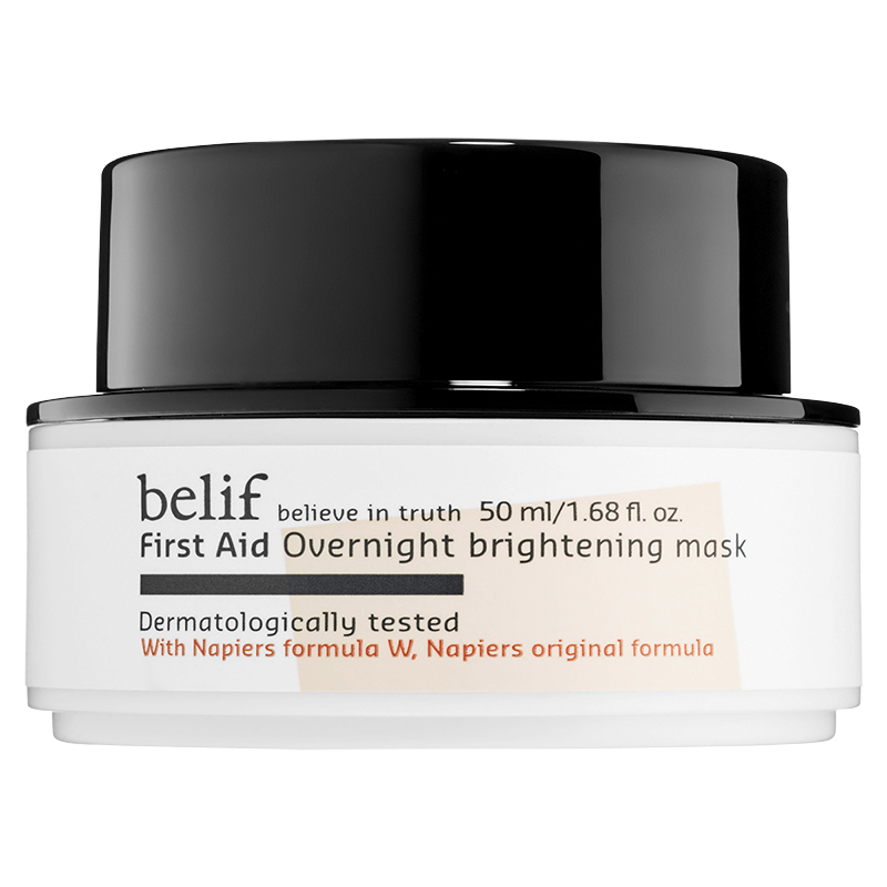 belif First Aid Overnight Brightening Mask - 50ml