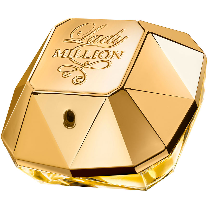 Paco Rabanne Lady Million Eau de Parfum Spray - 50ml