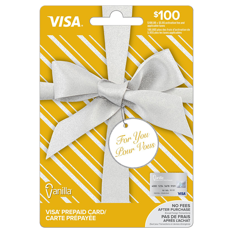 what online stores accept vanilla visa gift cards