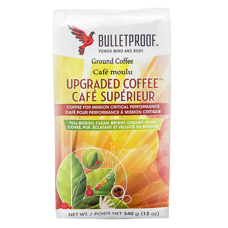 Bulletproof Ground Coffee - 340g