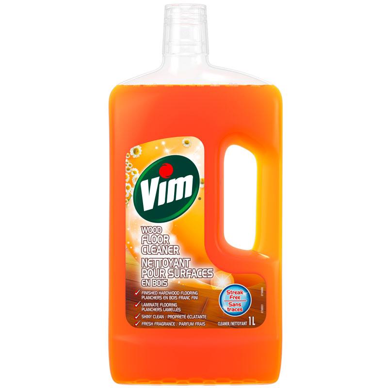 Vim Hardwood Floor Surface Cleaner 1l