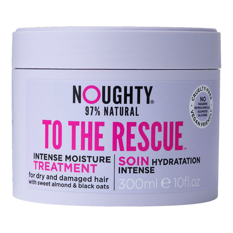 Noughty 97% Natural To The Rescue Intense Moisture Treatment - 300ml