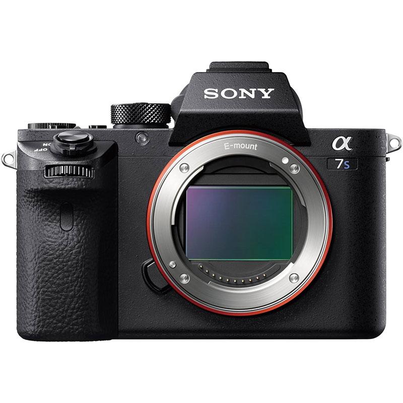 Sony a7S II Full Frame Body - Black - ILCE7SM2