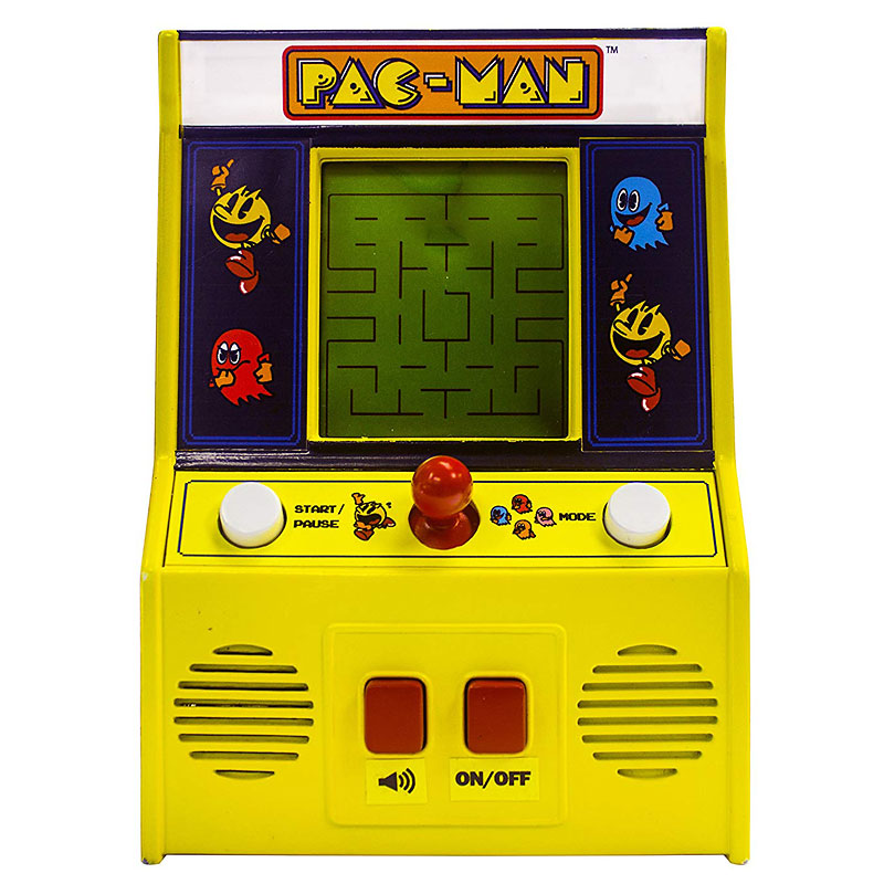 Mini Arcade Game Pac Man London Drugs