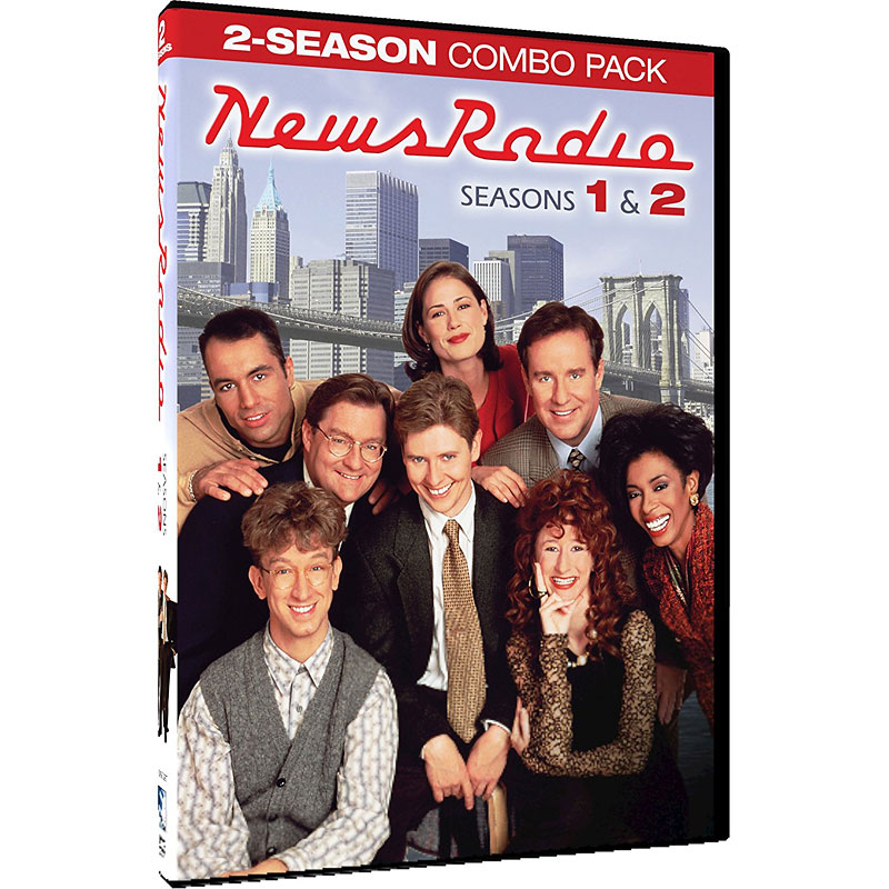 NewsRadio: Seasons 1 and 2 - DVD