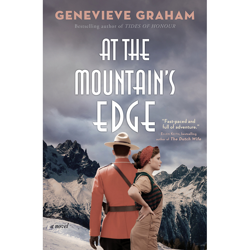 At The Mountains Edge by Genevieve Graham