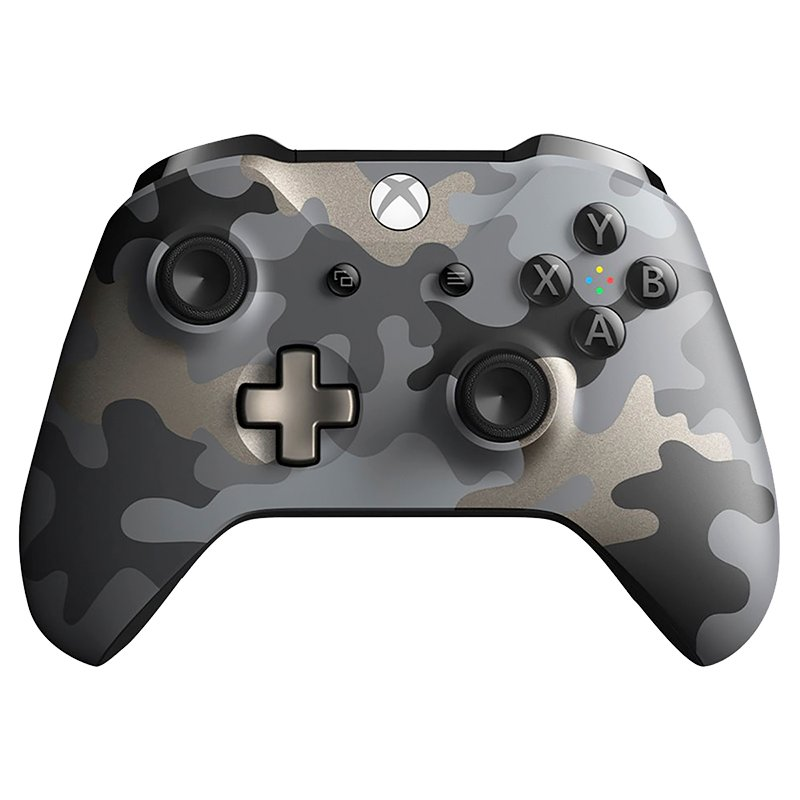 Xbox One Wireless Controller - Night Ops Camo Special Edition - WL3-00150