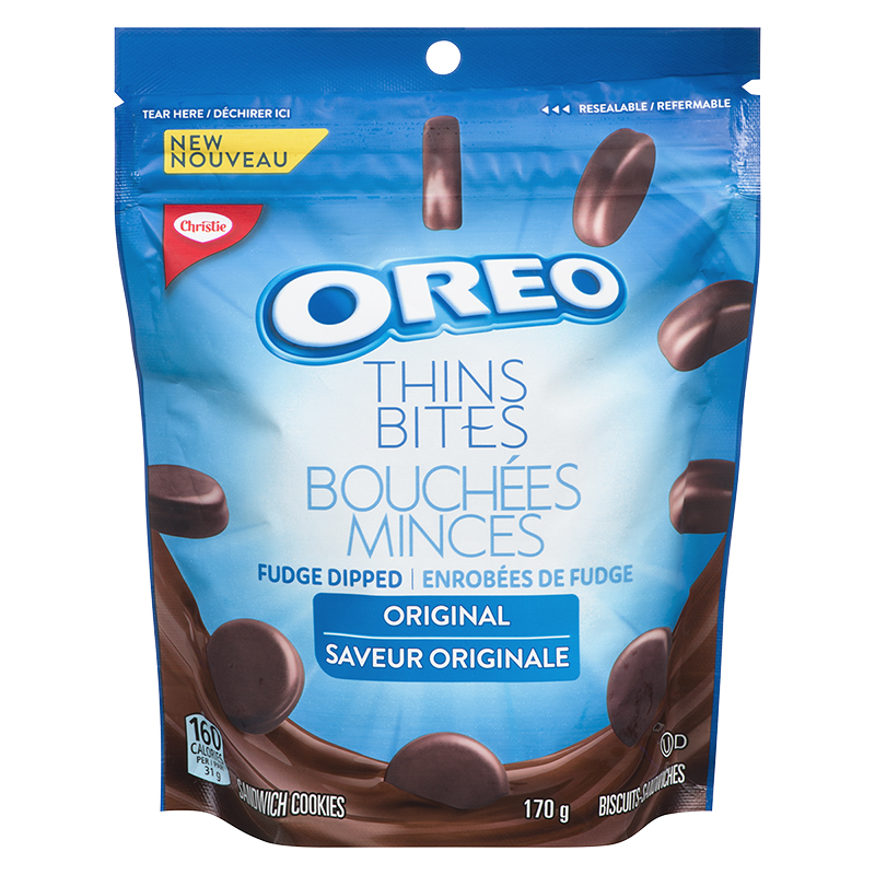 Oreo Thins Bites - Original - 170g