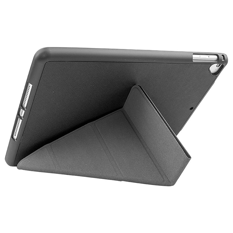 Logiix Origami Case for 9.7 Inch iPad - Black - LGX-12786