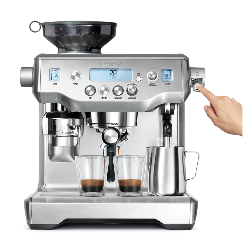 Breville Oracle Espresso Maker - BREBES980XL
