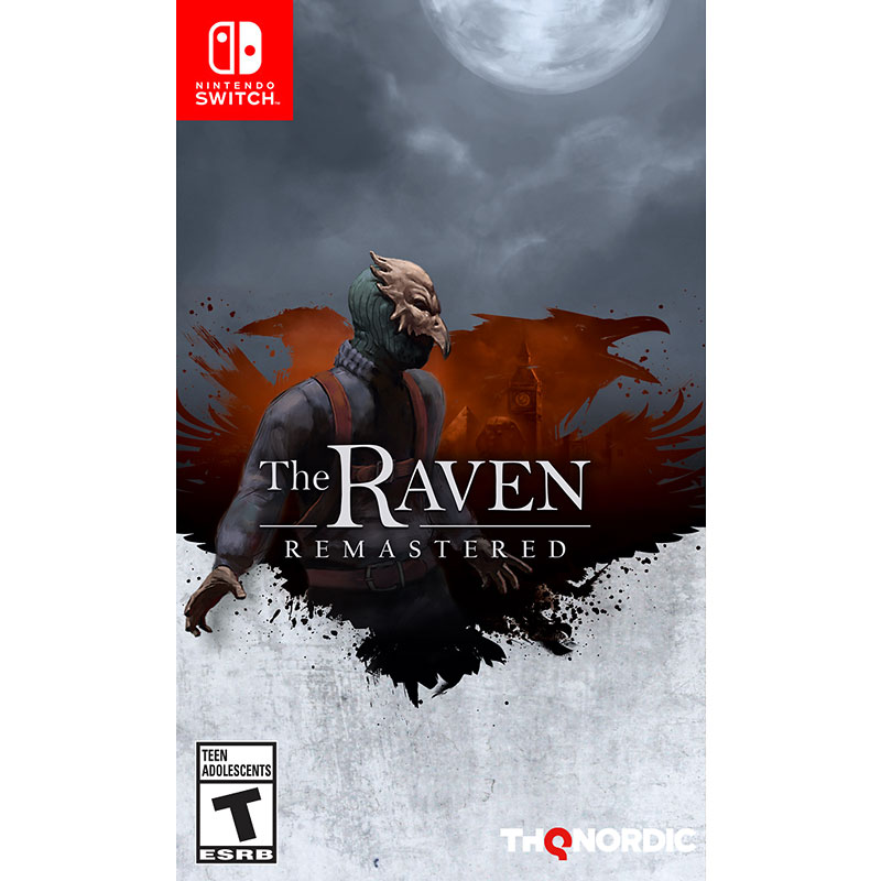 Nintendo Switch The Raven Remastered