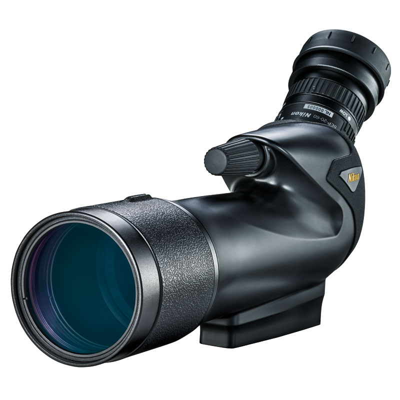 Nikon Prostaff 5 60mm Angled Body Scope - No Eyepiece - Black - 8777
