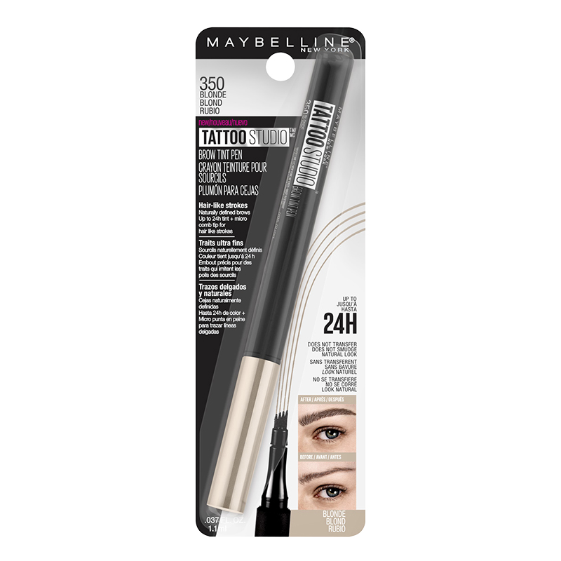 Maybelline Tattoo Studio Brow Tint Pen - Blonde