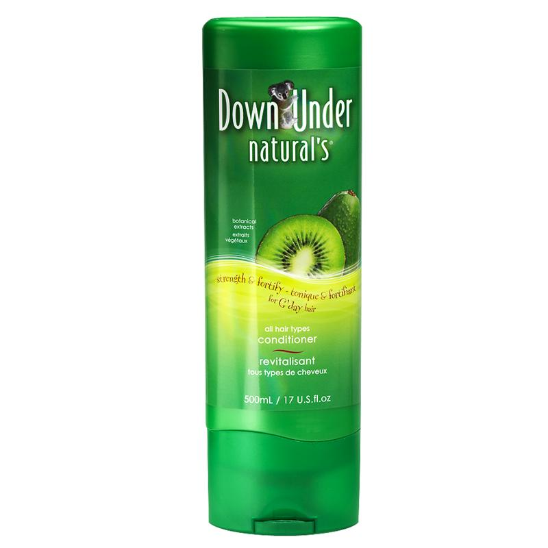 Down Under Natural's Kiwi Conditioner - 500ml