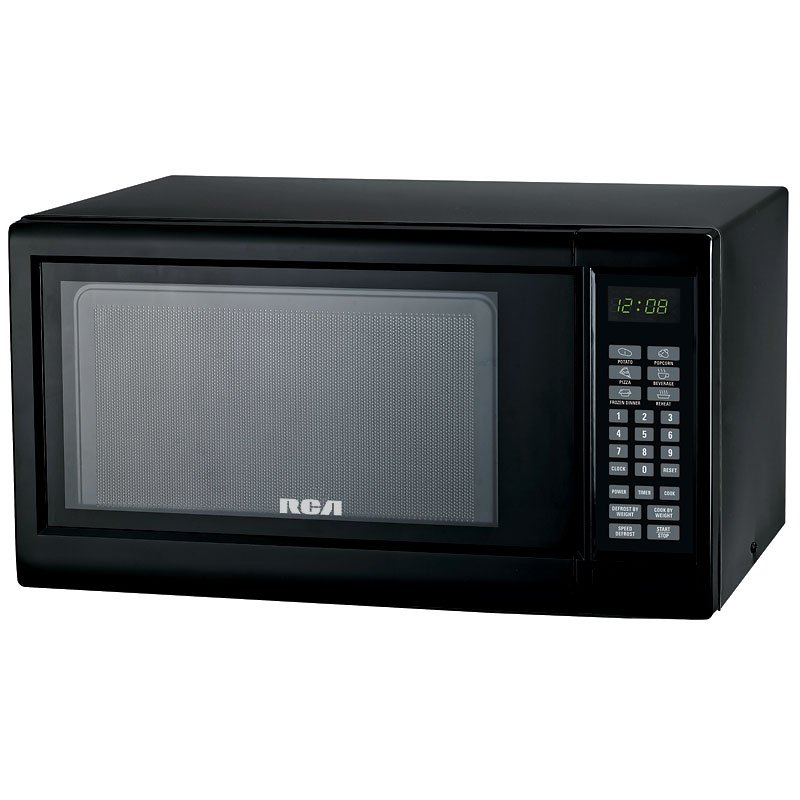 RCA 1.1 cu.ft. Microwave - Black - RMW1133B