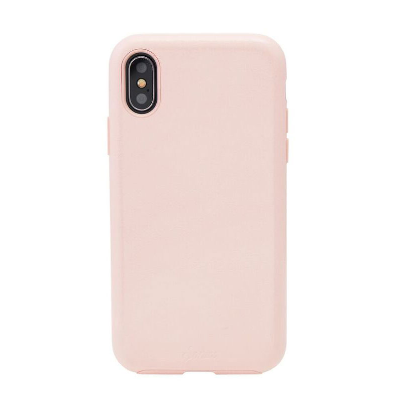 Sonix Patent Leather Case for iPhone X - Pink - SX27611860011