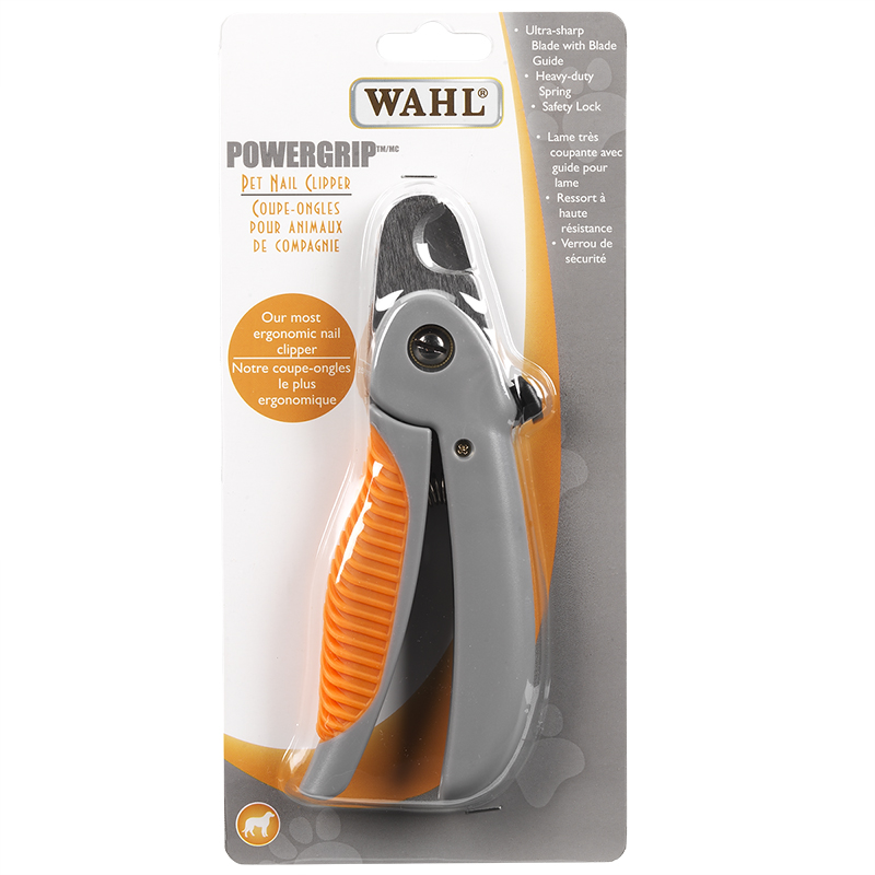 Wahl Powergrip Pet Nail Clipper