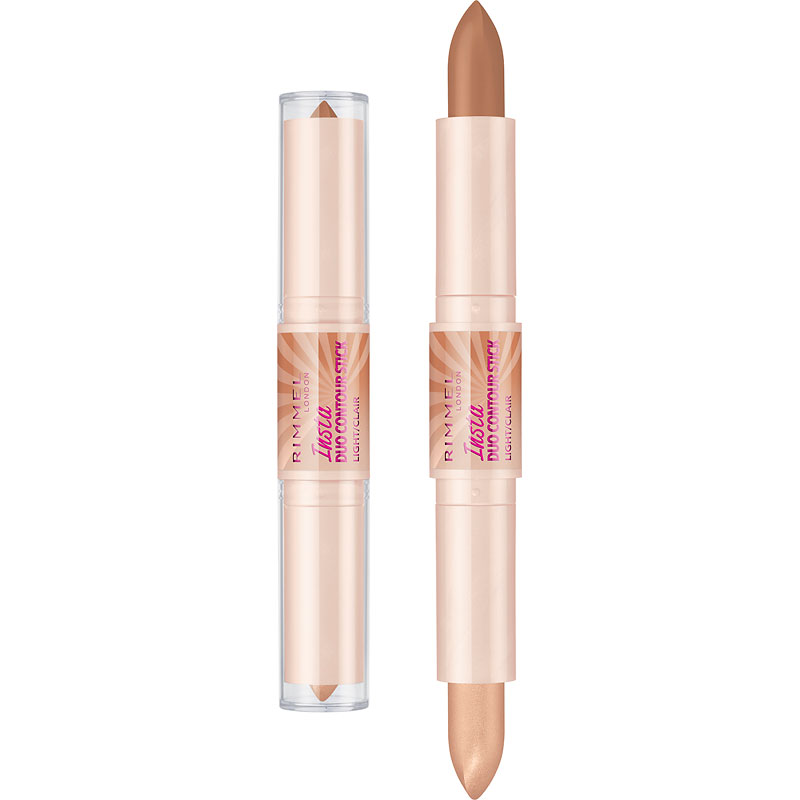 Rimmel Insta Duo Contour Stick - Light