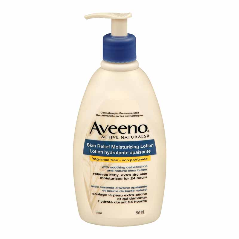 Aveeno Skin Relief Moisturizing Lotion - Fragrance Free - 354ml