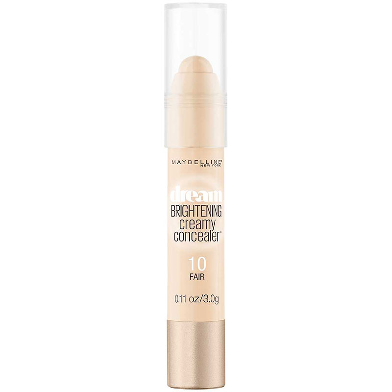 Maybelline Dream Brightening Creamy Concealer - Fair