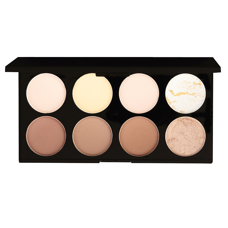 Revolution Beauty Ultra Contour Palette - Powder