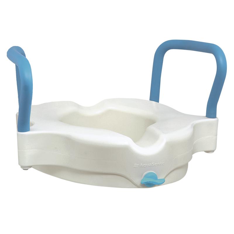 Awe Inspiring Aquasense 3 Way Raised Toilet Seat Bralicious Painted Fabric Chair Ideas Braliciousco