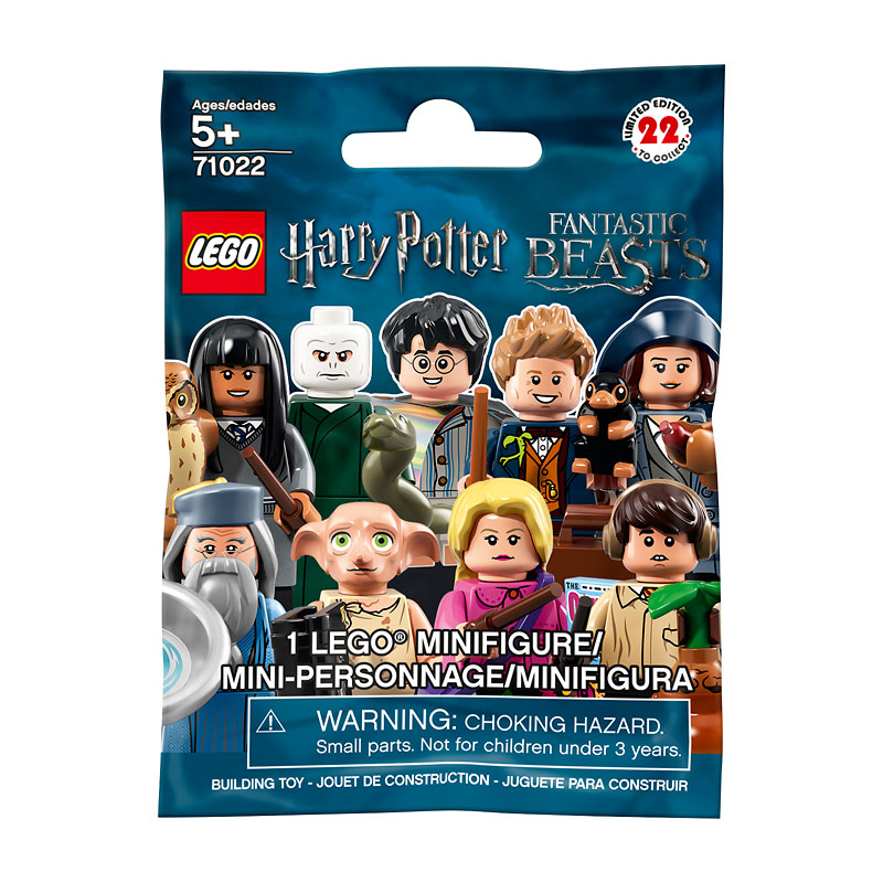 LEGO Harry Potter™ and Fantastic Beasts™ Minifigures Series 1