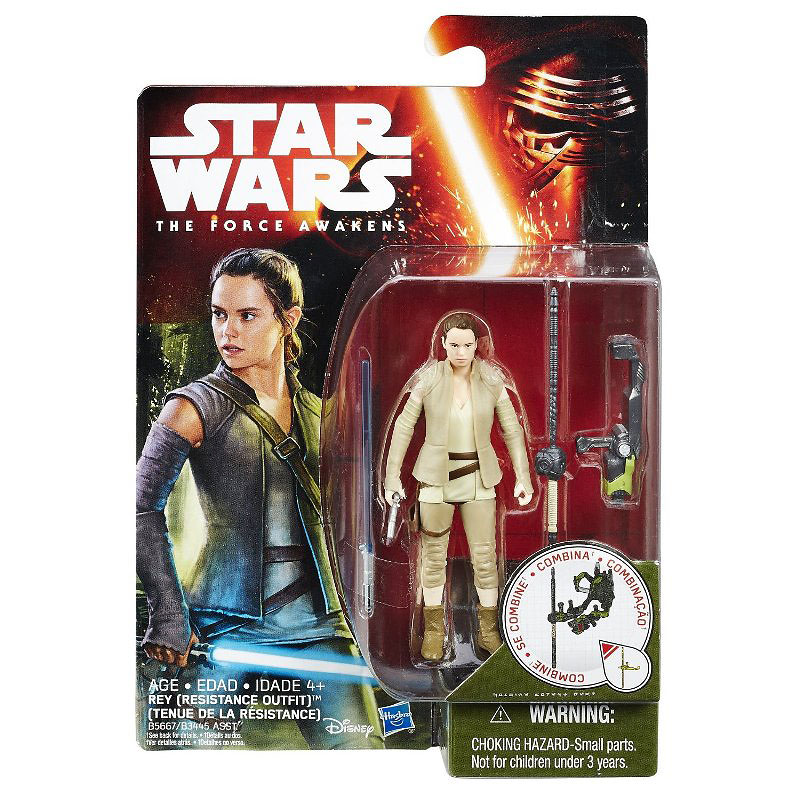 Star Wars Episode 7 Jungle Space - Assorted
