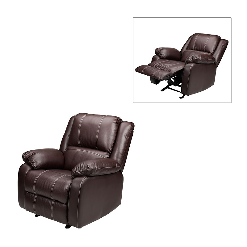 with swivel transitional chair uk reclining manual rocker recliner rocking leather gallery