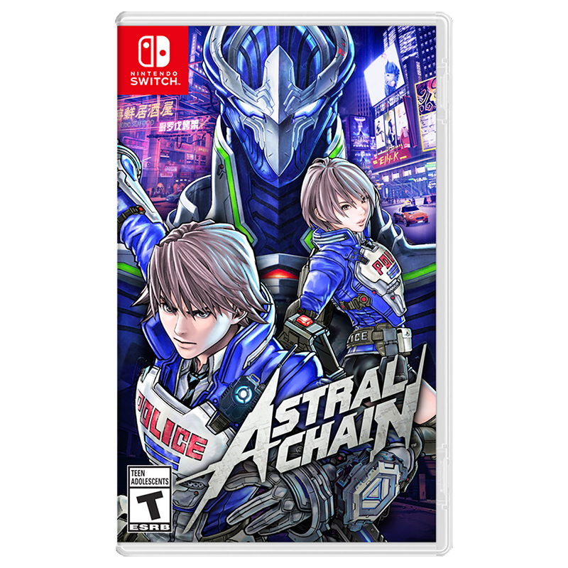 Nintendo Switch Astral Chain - HCCPAB48A