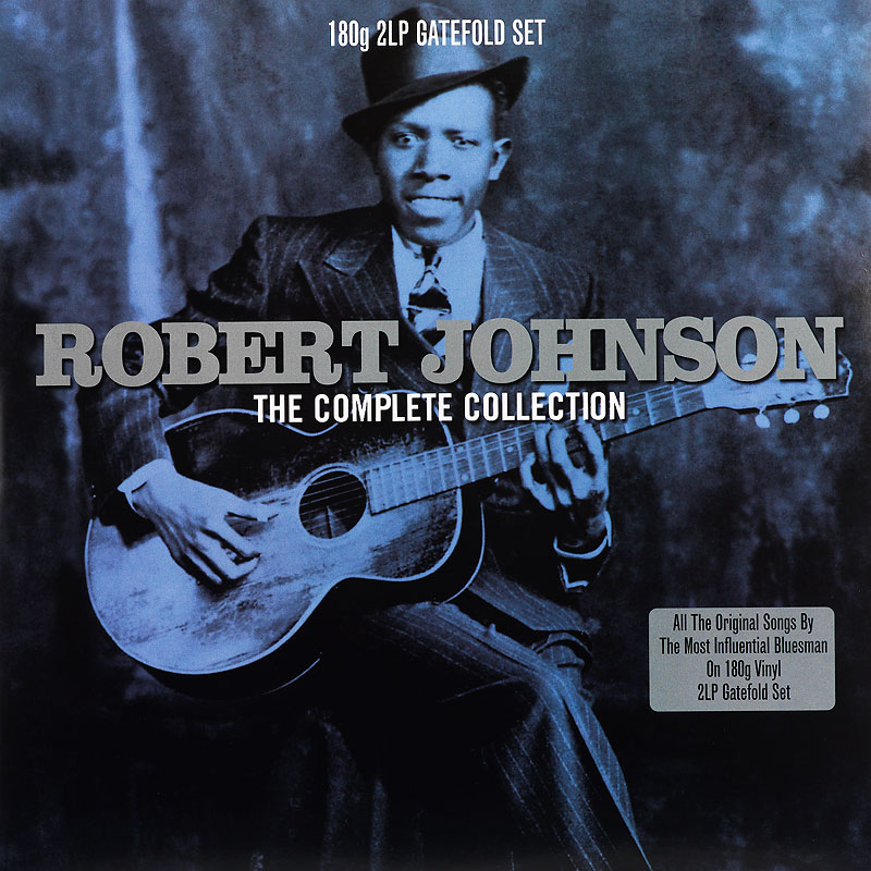 Johnson, Robert - Complete Collection - Vinyl