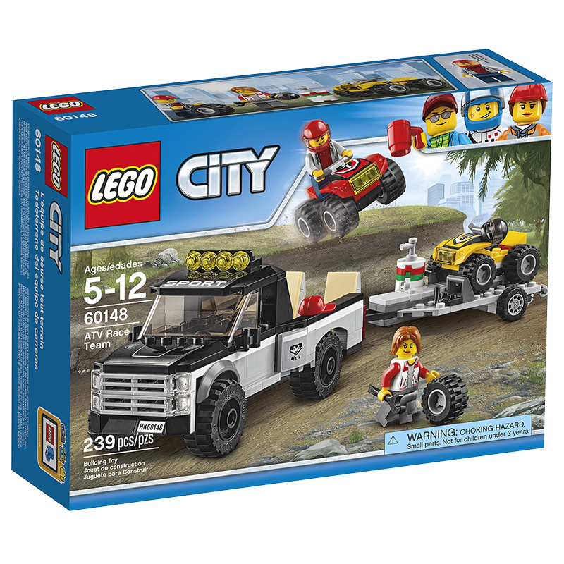 LEGO® City - ATV Race Team
