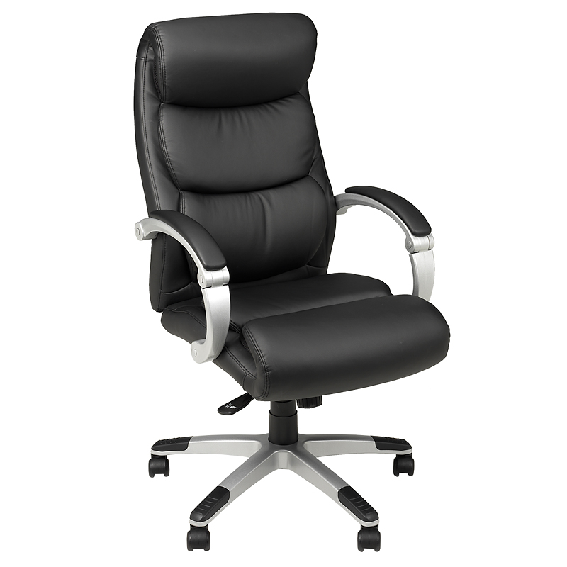 London Drugs High Back Office Chair - Black